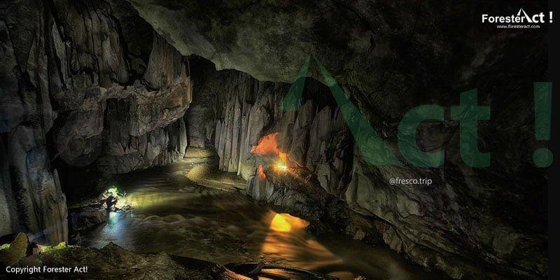 Gua Sengering Taman Nasional Kerinci Seblat