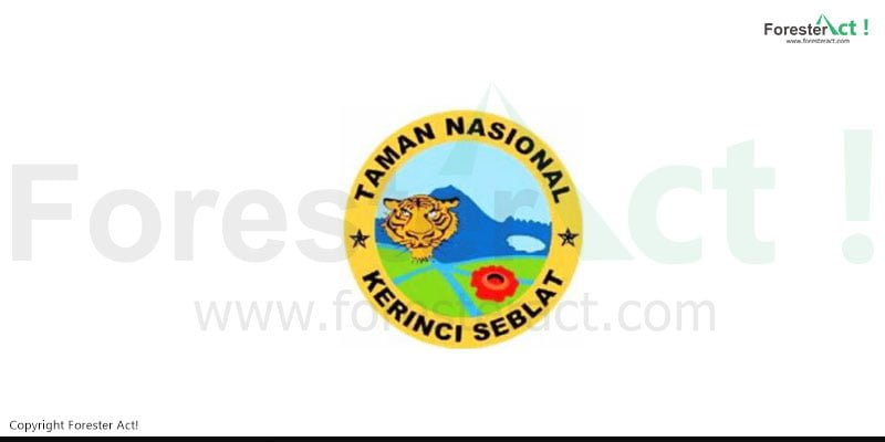 Logo Taman Nasional Kerinci Seblat