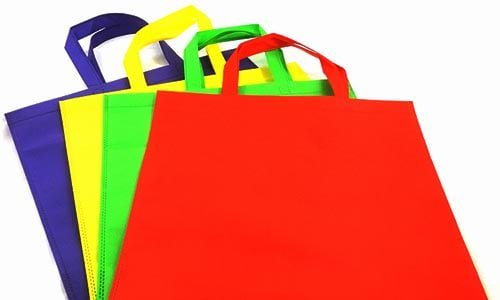 Ecobag untuk Mengganti Kantong Plastik
