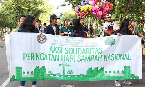 Ikut Aksi Lingkungan