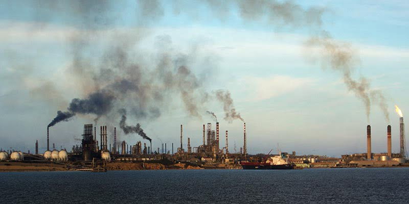 Polusi di Kota Bekasi