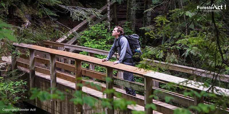 Berwisata di Taman Nasional