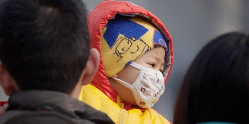 Polusi Udara dan Anak