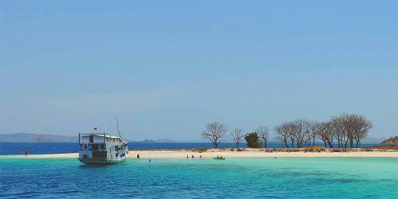 Pulau Kelor TN Komodo