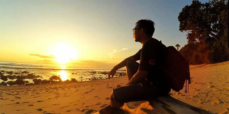 Keindahan Pantai Pancur, TNAP