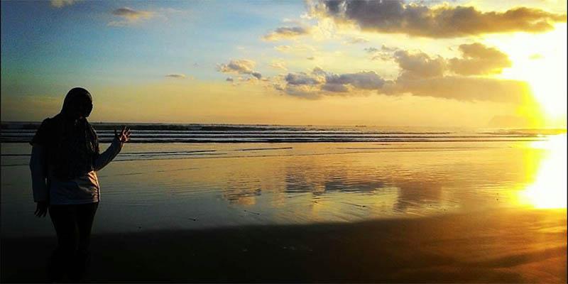 Pantai Triangulasi, Taman Nasional Alas Purwo