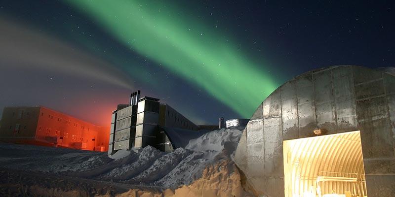 Pengeboran Minyak di Kutub Utara