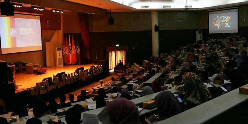 Suasana Seminar Jelajah Negeri 2017