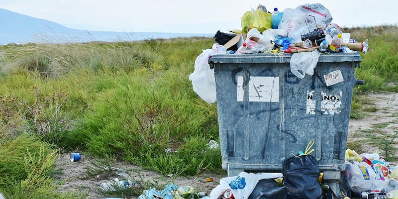 Tempat Sampah Anorganik