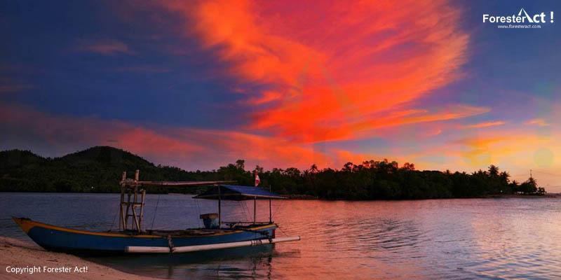 Destinasi Wisata Tanjung Putus