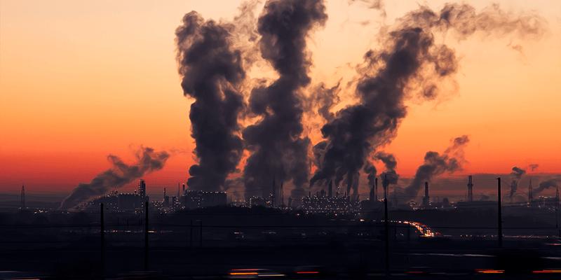 Industri yang Berkontribusi dalam Pemanasan Global