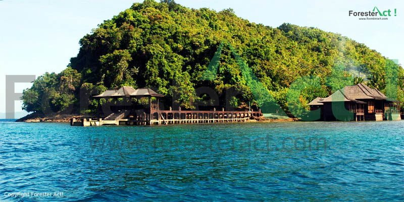 Pulau Pahawang Indonesia via youtube.com