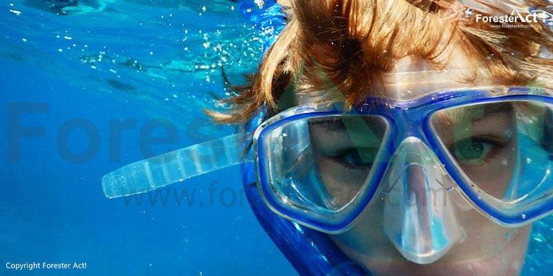 Melakukan Snorkeling di Gili Trawangan