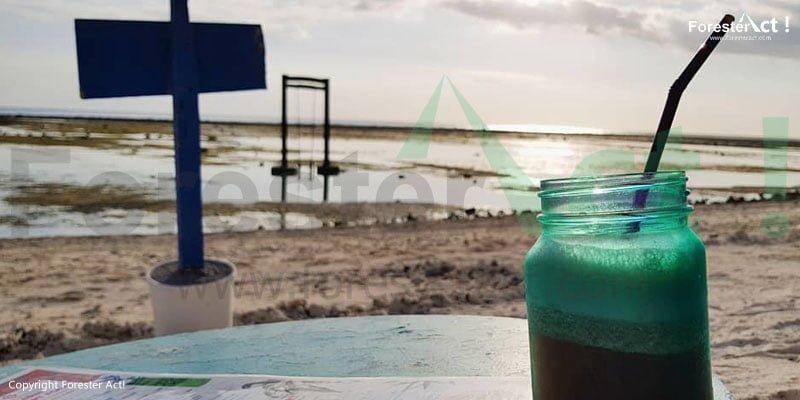 Menikmati Kuliner Khas Pantai Gili Trawangan