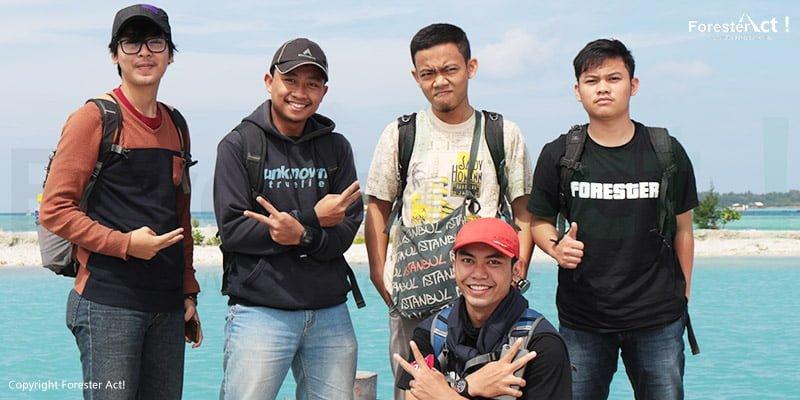 Trip Bersama Teman ke Pulau Harapan Pastinya akan Lebih Seru