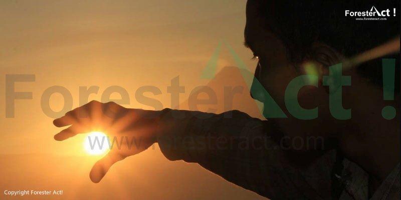 Matahari Jingga Sunrise di Punthuk Setumbu