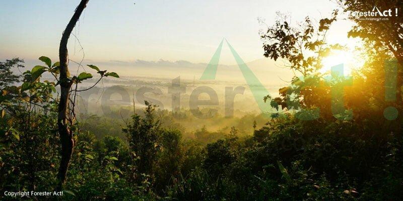 Sunrise di Punthuk Setumbu