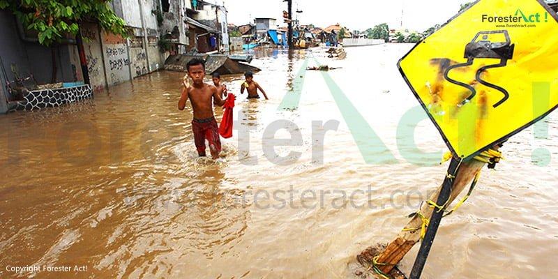 Bencana Banjir di Perkotaan