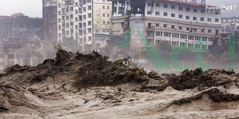 Bencana Banjir di Tiongkok