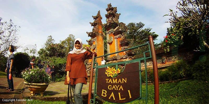 Semerbak Warna Warni Taman Bunga Nusantara Page 2 Of 4