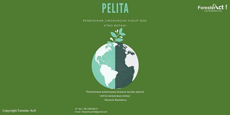 PELITA Pendidikan Lingkungan Hidup dan Etno Botani