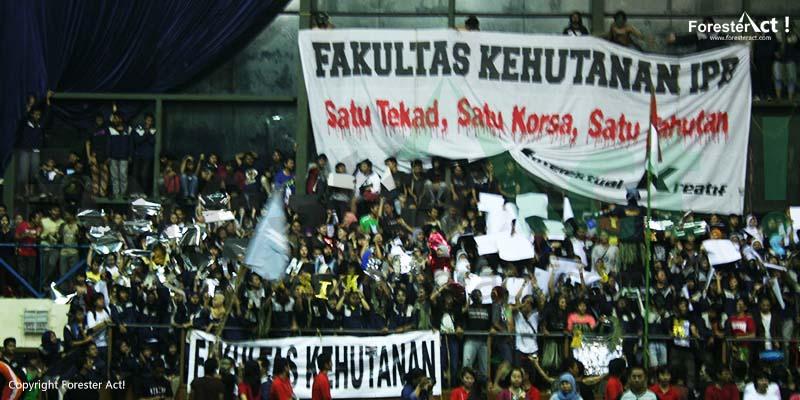 Fakultas Kehutanan di Indonesia