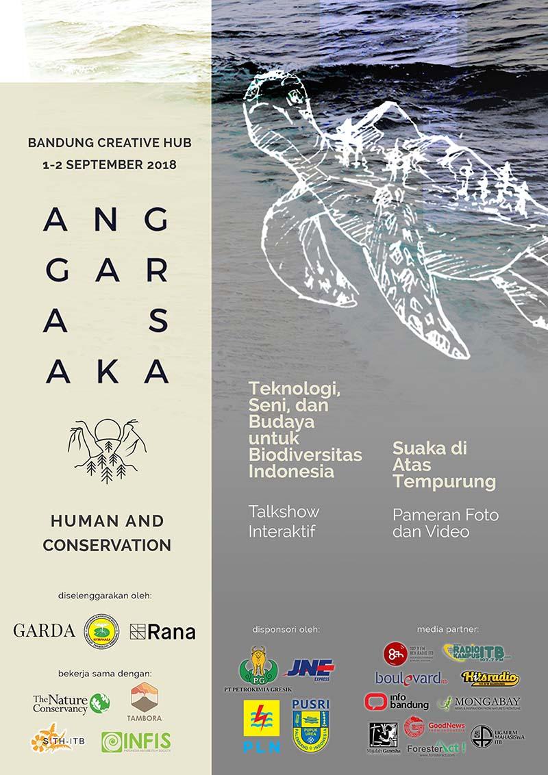 Poster Anggarasaka ITB 2018