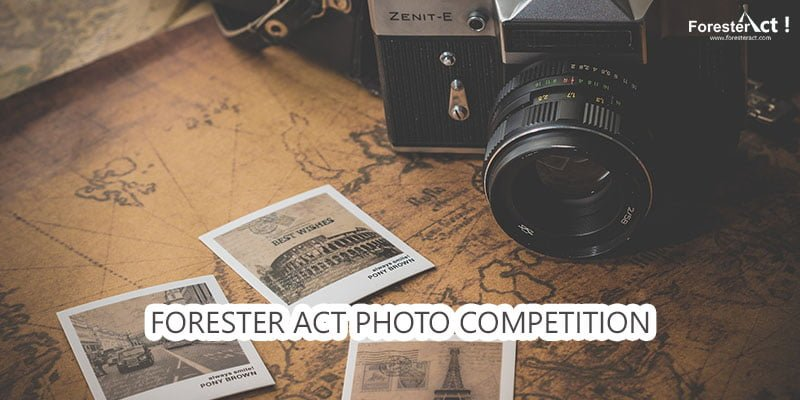 Forester Act Photo Competition