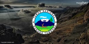 Logo Taman Nasional Gunung Tambora