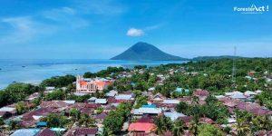 Permukiman-di-Sekitar-Taman-Nasional-Laut-Bunaken