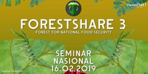 FORESTSHARE 3 Forest for National Food Security