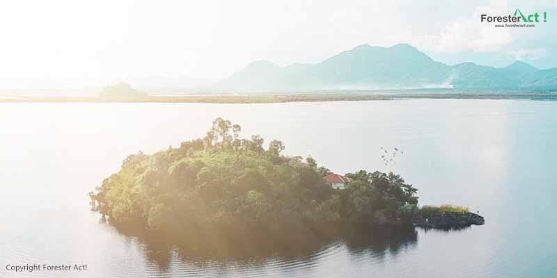 Taman Nasional Danau Sentarum di Jantung Borneo