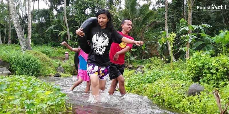 Sumber Mata Air Cimincul Subang
