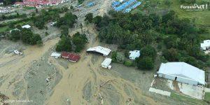 Banjir di Sentani Papua