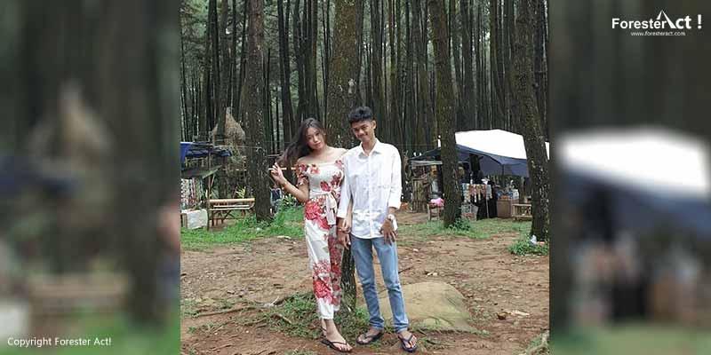 Berwisata di Hutan Pinus Gunung Pancar bersama Pasangan