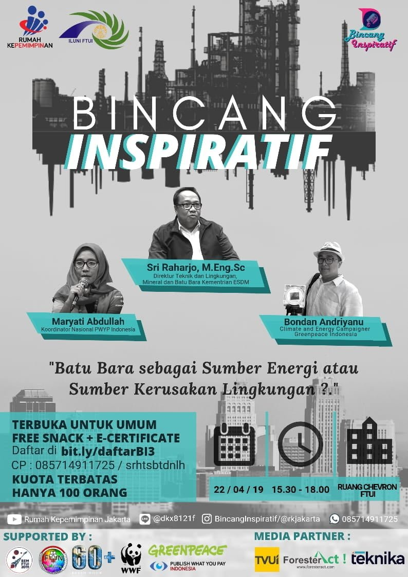 Poster Bincang Inspiratif