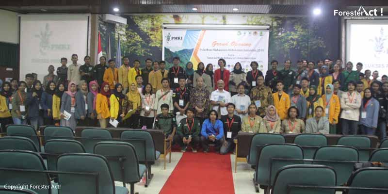 Delegasi PMKI 2019 di Unmul
