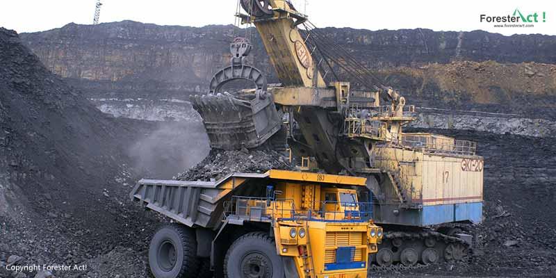 Dump Truk Batu Bara