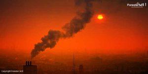 Kualitas Udara yang Kotor Akibat Pencemaran