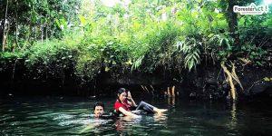 Bersantai di Blue Lagoon (instagram.com)