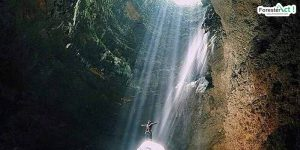 Cahaya Surga di Gua Jomblang