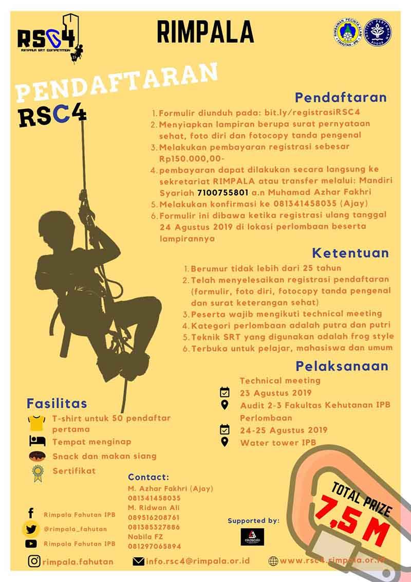 Informasi Lengkap RSC 4