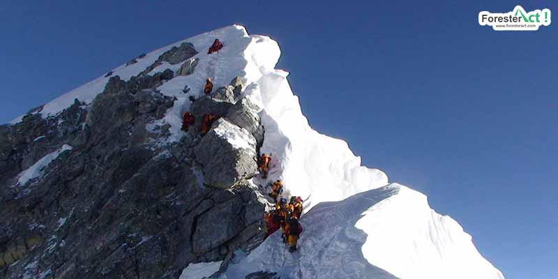 Pendakian menuju Puncak Cartensz