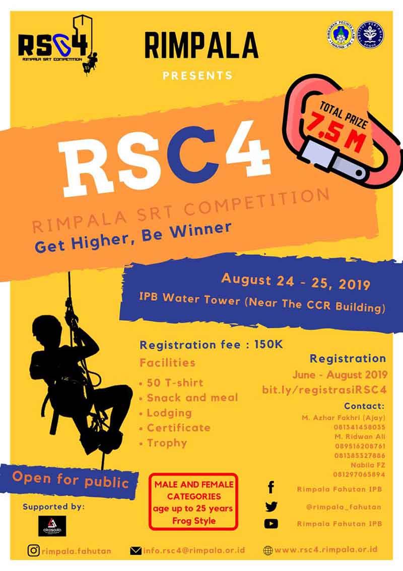 Poster RSC 4