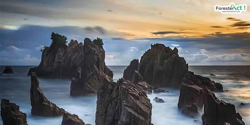 Lansekap Pantai Gigi Hiu (instagram.com)