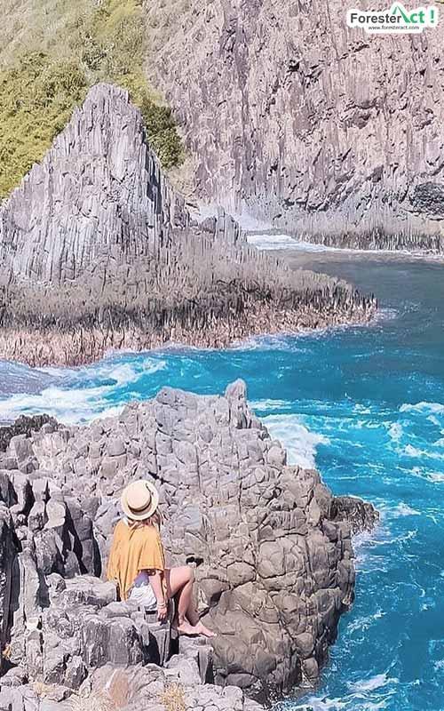 Pantai Semeti di Lombok (instagram.com)