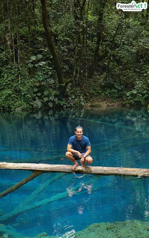 Beningnya Danau Kaco di Jambi (instagram.com)