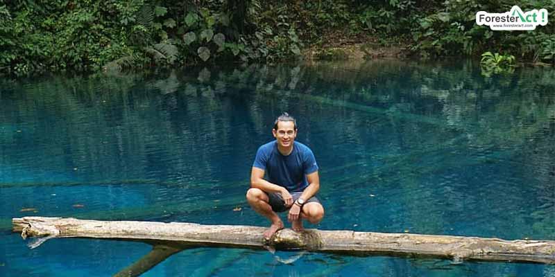 Danau Kaco Jambi (instagram.com)