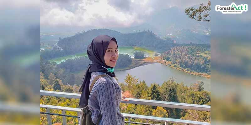 Lansekap Telaga Warna Dieng (instagram.com)