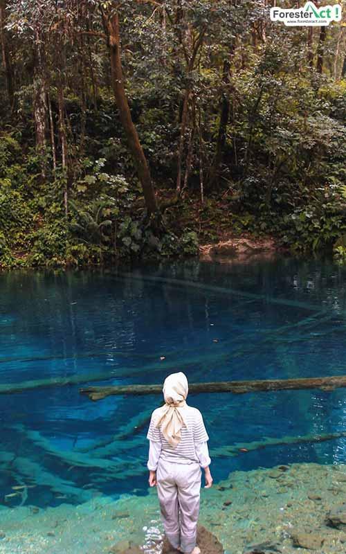 Mencari Kedamaian di Heningnya Danau Kaco (instagram.com)